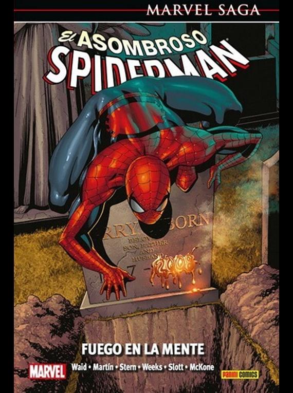 Marvel Saga Spiderman 19