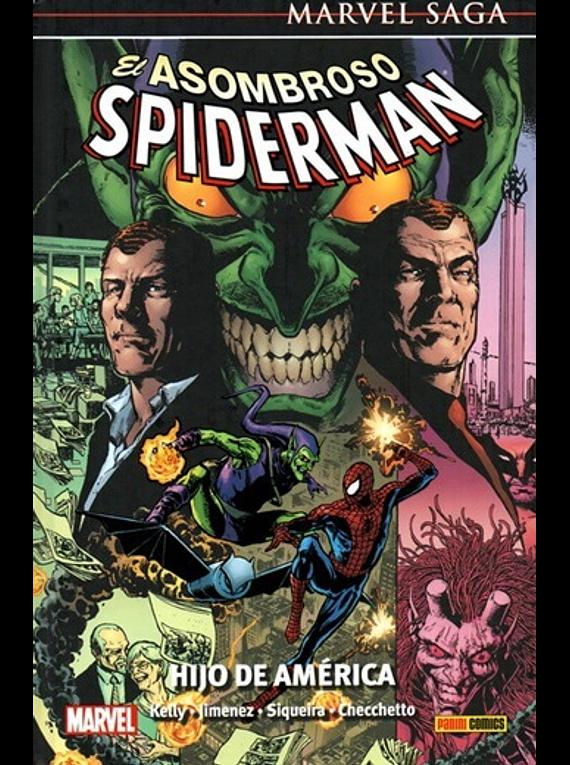 Marvel Saga Spiderman 22
