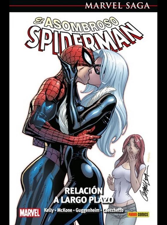 Marvel Saga Spiderman 24