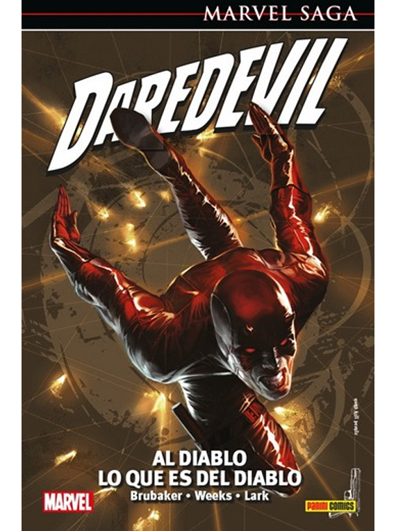 Marvel Saga Daredevil 17