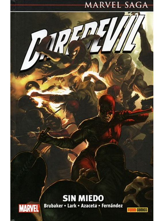 Marvel Saga Daredevil 18