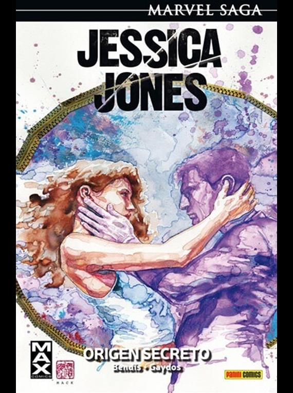 Marvel Saga Jessica Jones 4