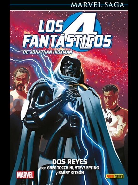 Marvel Saga 4 Fantasticos 5