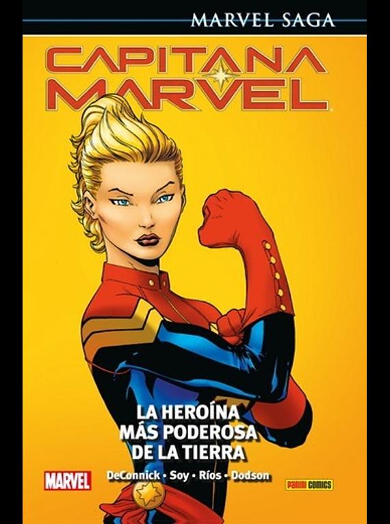 Marvel Saga Capitana Marvel 1