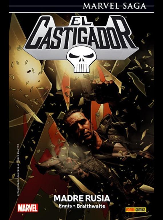 Marvel Saga El Castigador 4