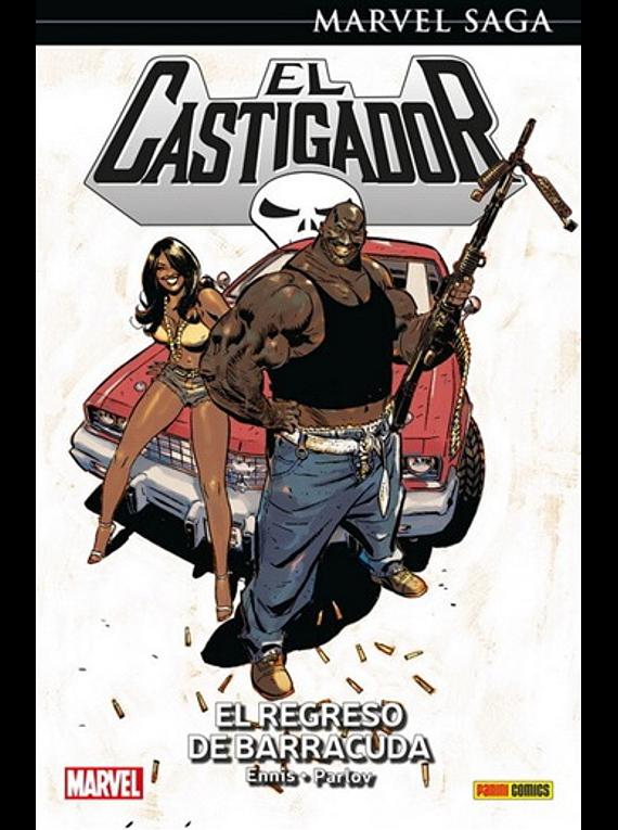 Marvel Saga El Castigador 8