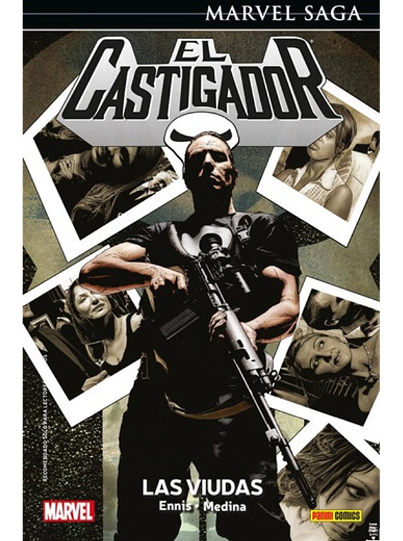 Marvel Saga El Castigador 10