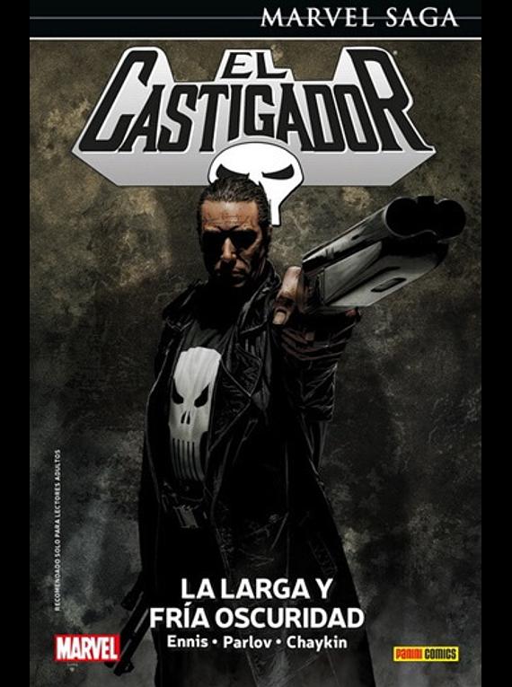 Marvel Saga El Castigador 11