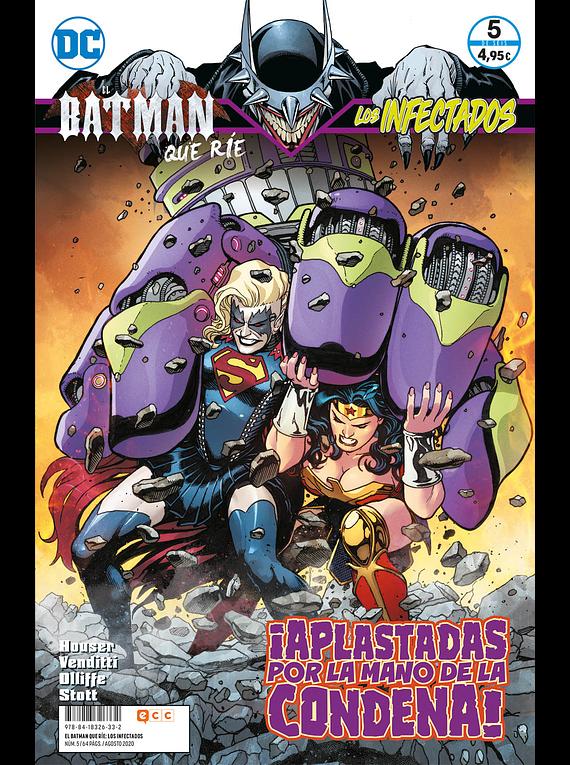 El Batman que ríe: Los infectados 5