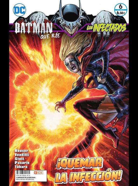 El Batman que ríe: Los infectados núm. 6 de 6