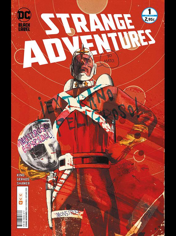Strange Adventures núm. 1 de 12