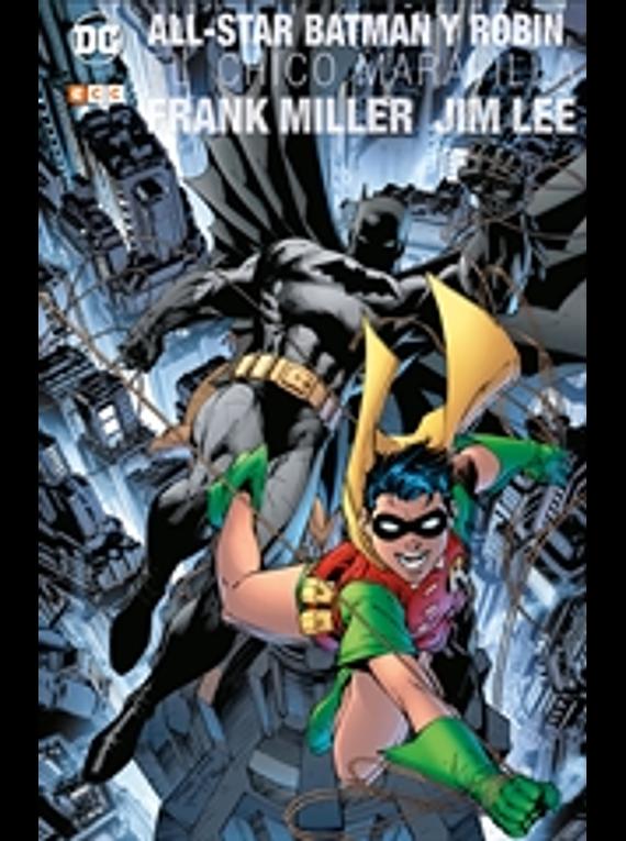 All Star Batman y Robin (Edición Deluxe)