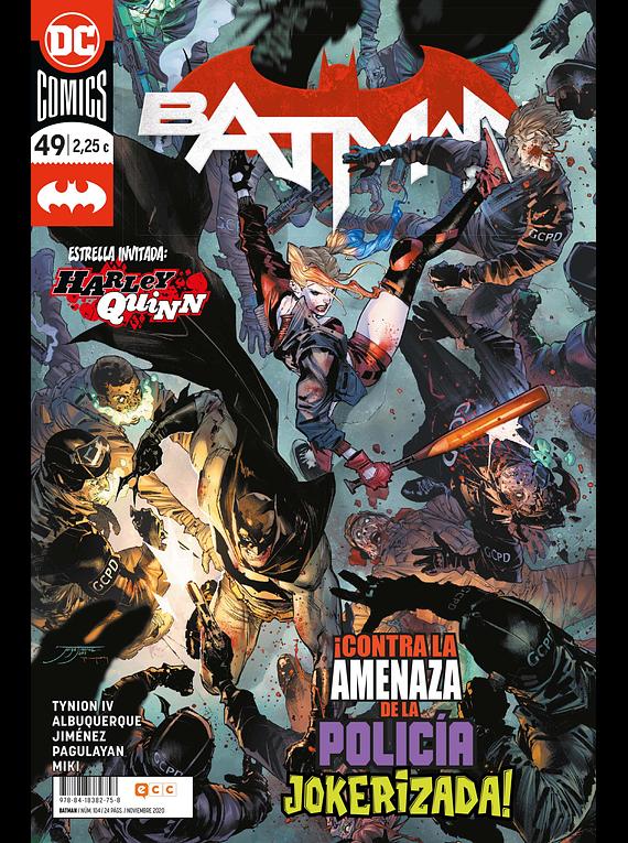 Batman núm. 104/49