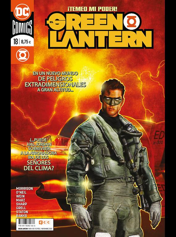 El Green Lantern núm. 100/ 18