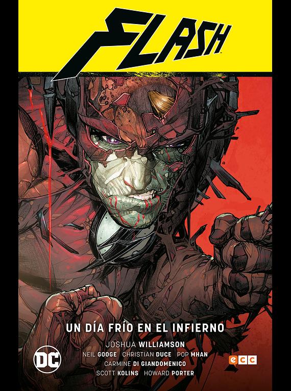 Flash Vol. 05: Un día frío en el infierno (Flash Saga Renacimiento parte 5)