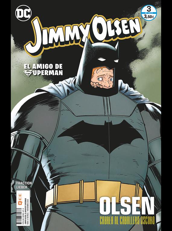 Jimmy Olsen núm. 3 de 6