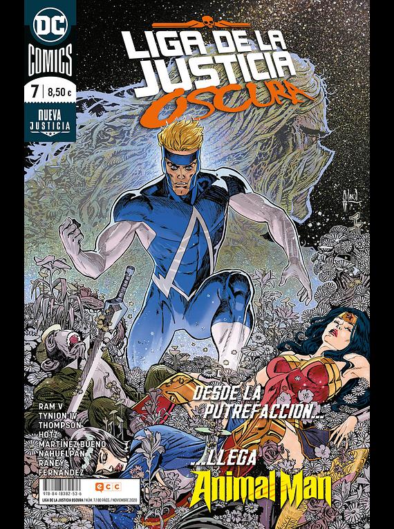 Liga de la Justicia Oscura vol. 2, núm. 07