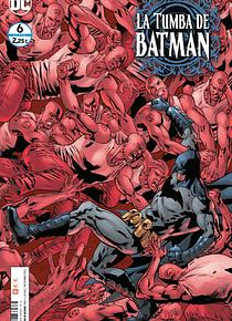 La tumba de Batman núm. 06 de 12