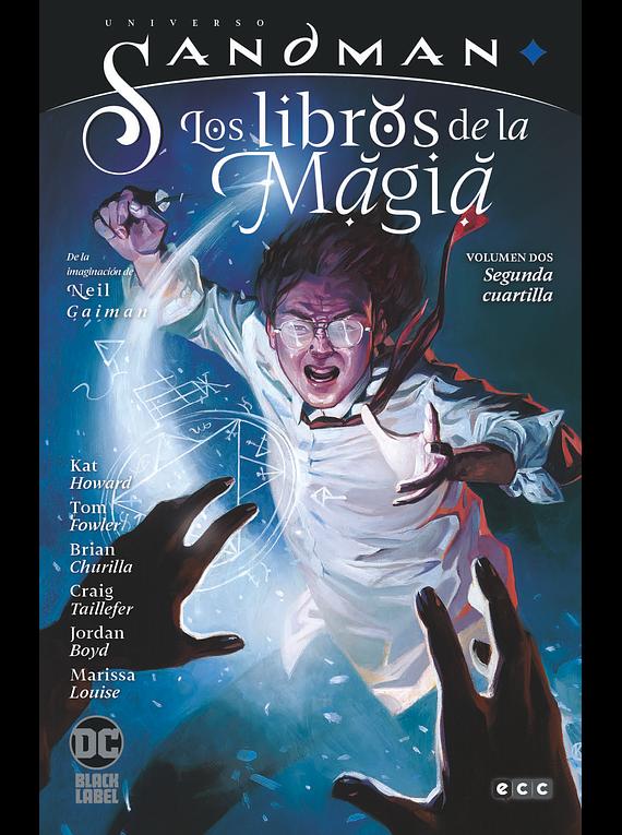 Universo Sandman: Los libros de la magia Vol. 2
