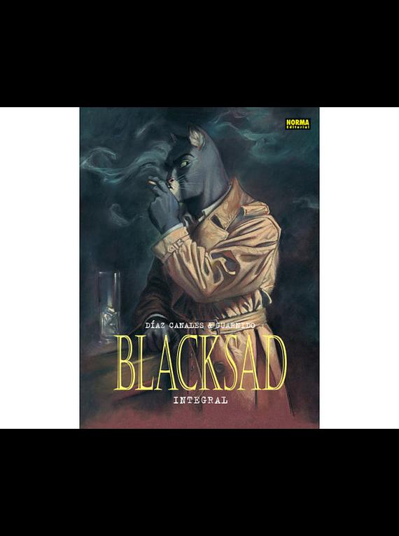 BLACKSAD INTEGRAL VOLM, 1 AL 5 CASTELLANO