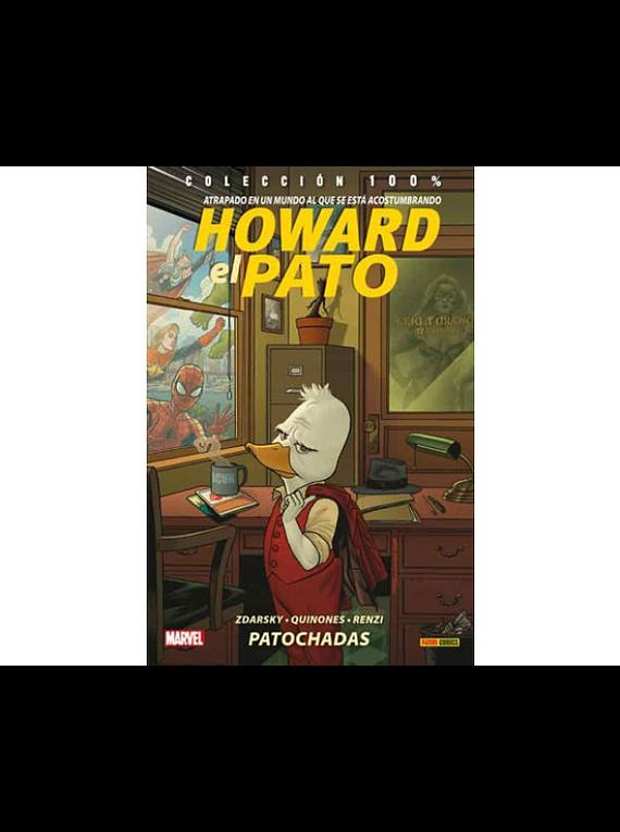 EL PATO HOWARD 1 HEROES MARVEL 100 % MARVEL