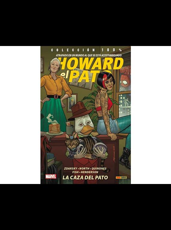 HOWARD EL PATO 2 HEROES MARVEL 100 % MARVEL