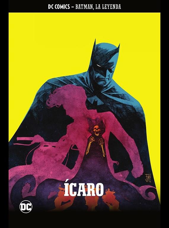BATMAN, LA LEYENDA NÚM. 39: Icaro