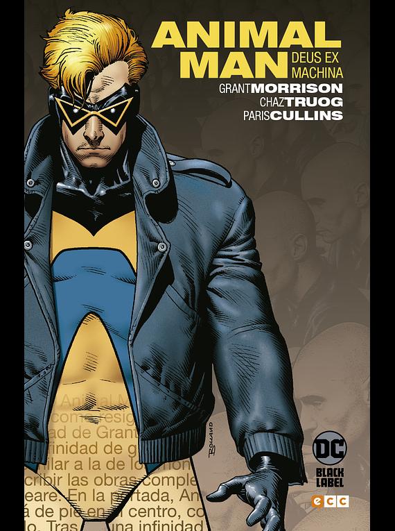 Animal Man Vol. 3 de 3 (Bilbioteca Grant Morrison)