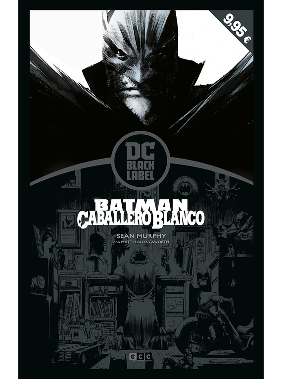 Batman: Caballero Blanco (DC Black Label Pocket)