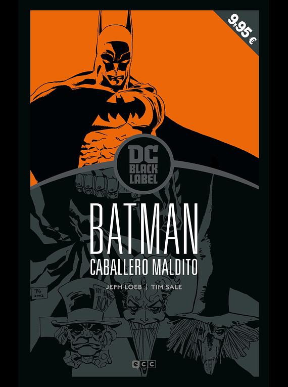Batman: Caballero maldito (DC Black Label Pocket)