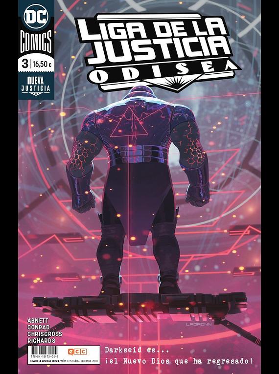 Liga de la Justicia: Odisea núm. 03