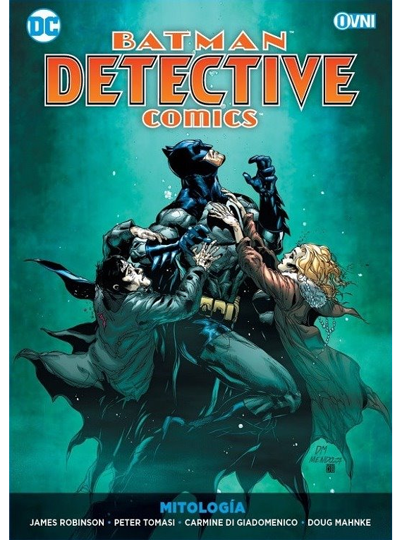 OVNIPRESS - ESPECIALES - Detective Comic Vol. 07: MITOLOGÍA