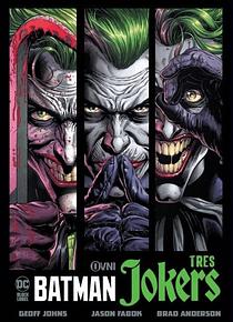 OVNIPRESS - BLACK LABEL - BATMAN: TRES JOKERS (2da Edicion)
