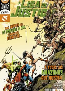 Liga de la Justicia núm. 107/29