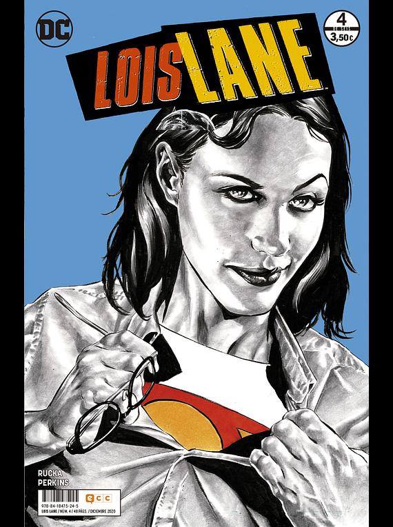 Lois Lane núm. 4 de 6