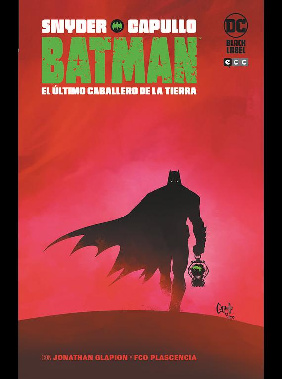 ECC Batman: El último caballero de la tierra
