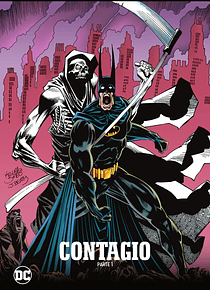 Batman, la leyenda núm. 42: Contagio Parte 1