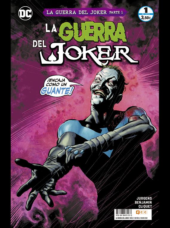 La guerra del Joker núm. 1