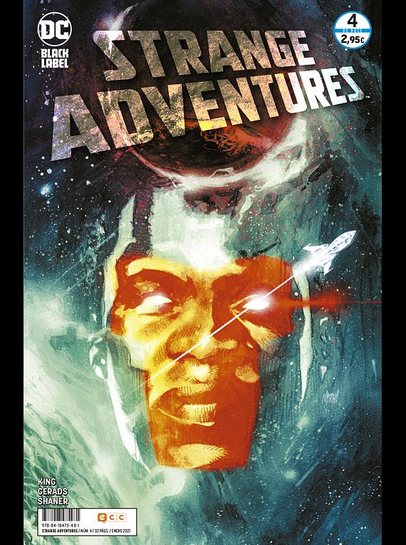 Strange Adventures núm. 4 de 12