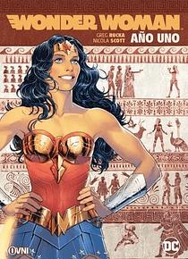 OVNIPRESS - ESPECIALES - WONDER WOMAN: AÑO UNO