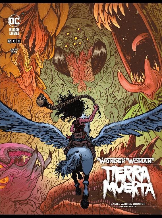 Wonder Woman: Tierra muerta vol. 2 de 2