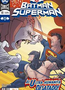 Batman/Superman núm. 11