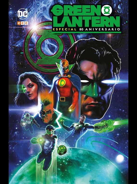 Green Lantern: Especial 80 aniversario