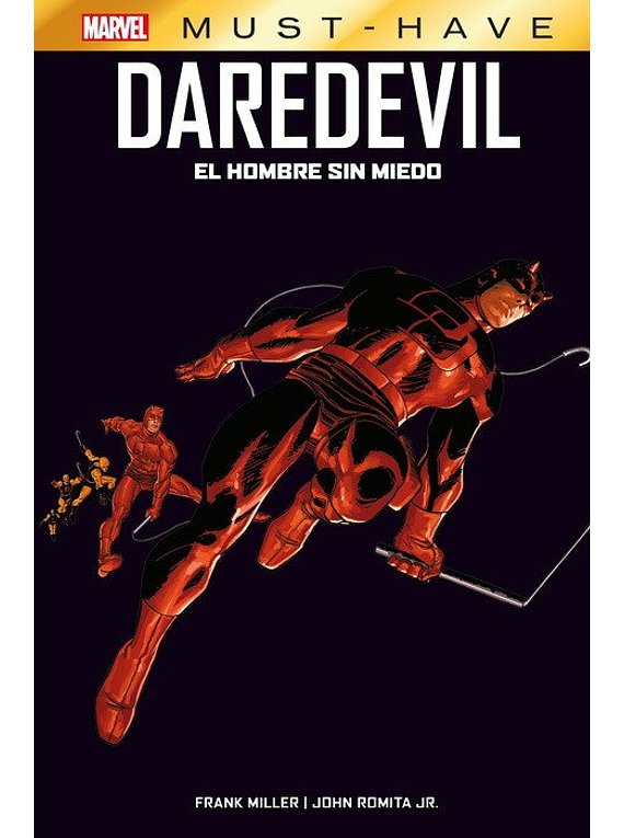 MARVEL MUST HAVE DAREDEVIL: EL HOMBRE SIN MIEDO MARVEL MUST HAVE