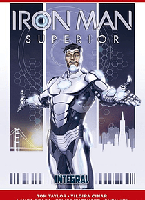 MARVEL NOW! DELUXE IRON MAN SUPERIOR. INTEGRAL MARVEL NOW! DELUXE