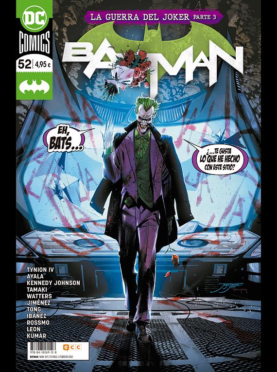 Batman núm. 107/52