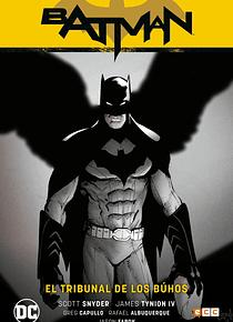 Batman Vol. 1: El Tribunal de los Búhos (Batman Saga - Nuevo Universo Parte 1)