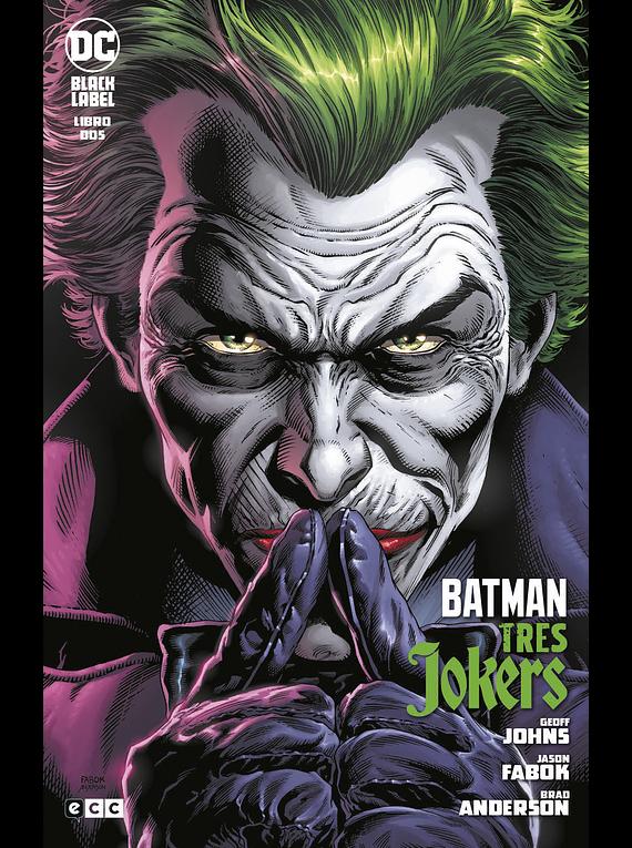 Batman: Tres Jockers vol. 2 de 3