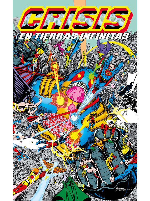 Crisis en tierras infinitas XP vol. 05 de 5