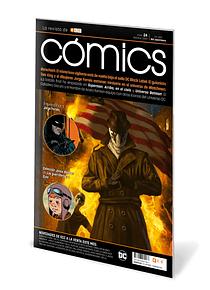 ECC Cómics núm. 24 - Febrero 2021